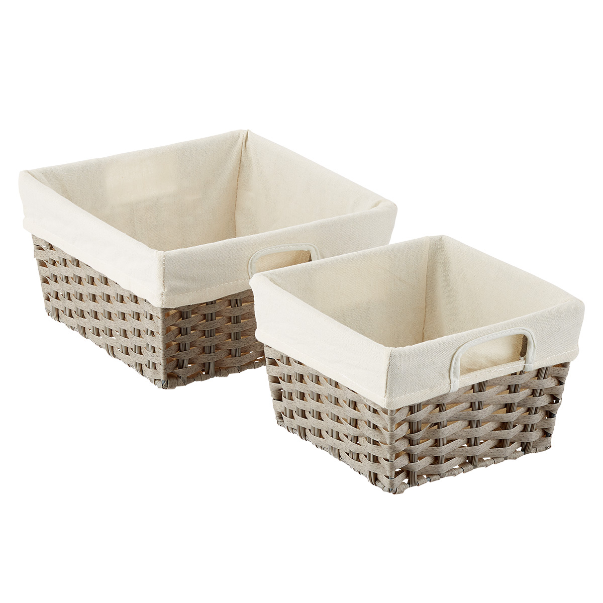 Square Montauk Kitchen Bins
