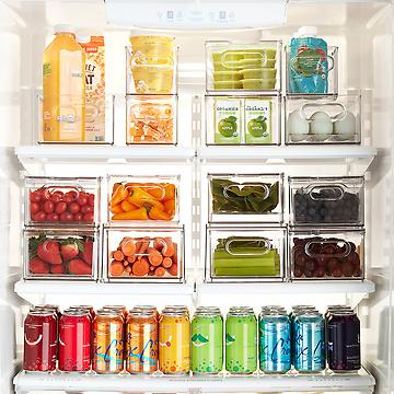 Kitchen Storage Kitchen Organization Ideas Pantry Organizers The Container Store