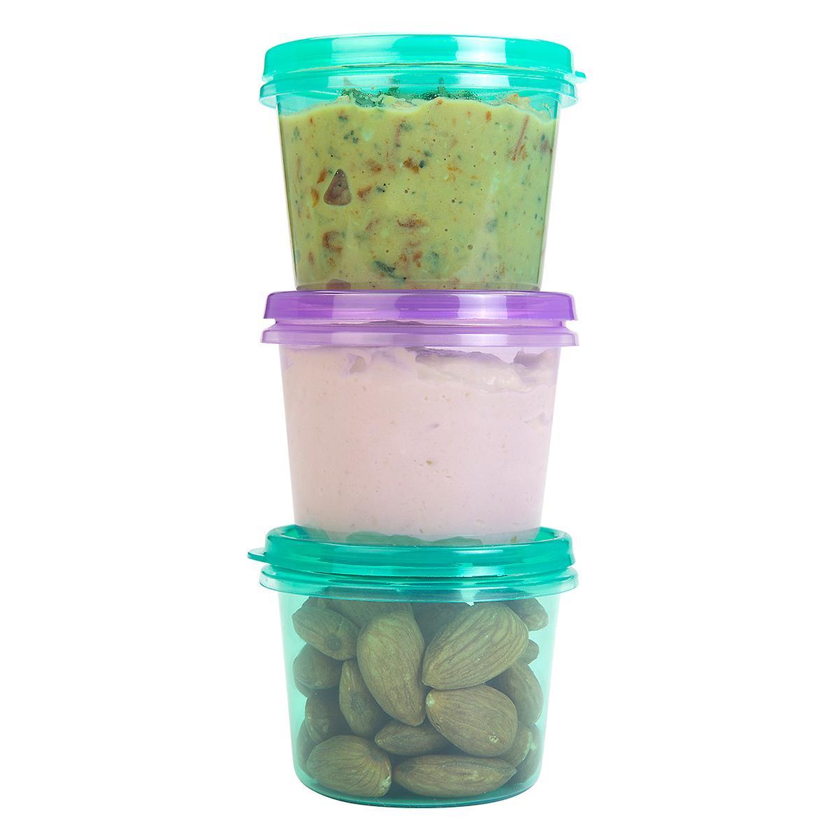 2.6 oz. Snack & Dip Tubs