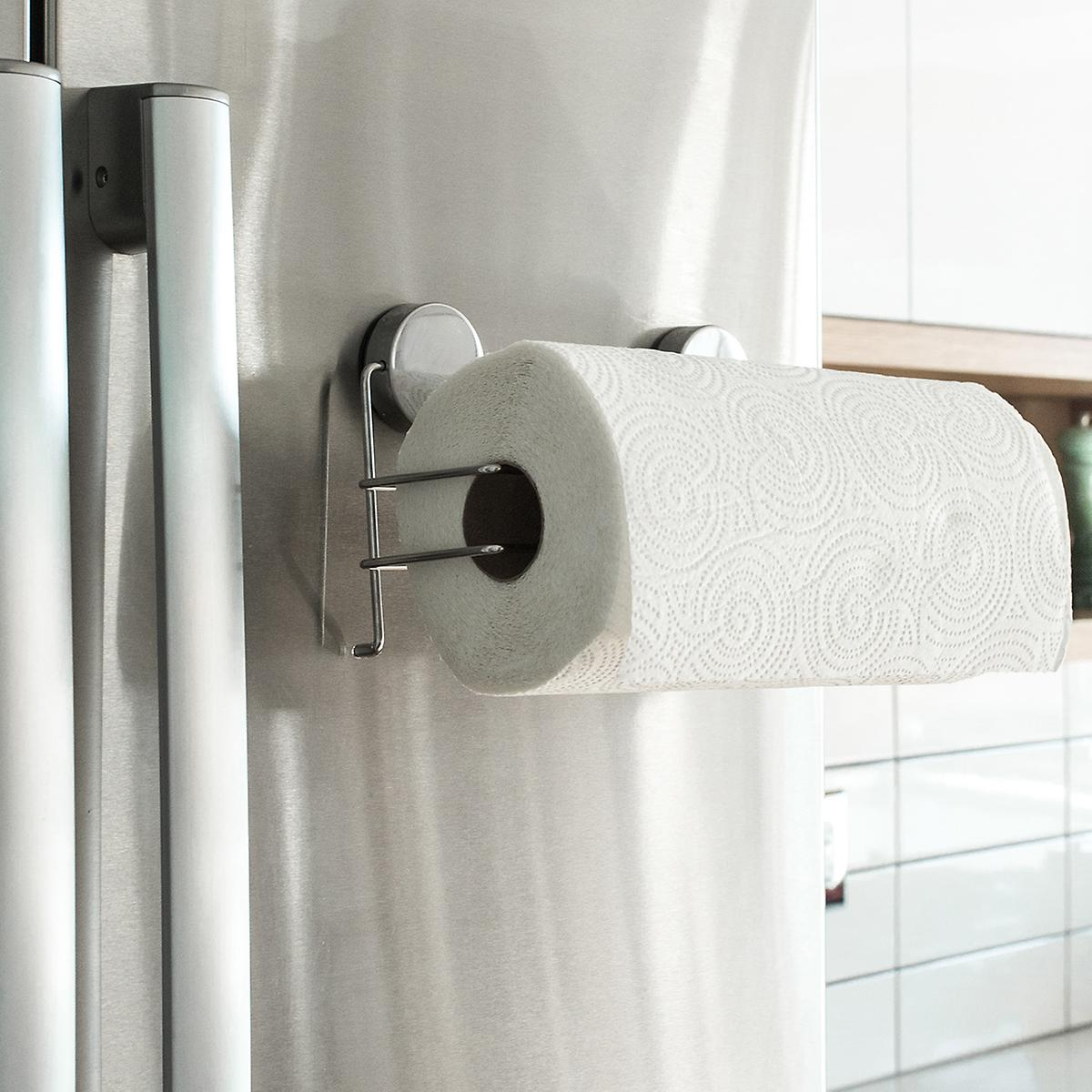 Magnetic Stainless Steel Paper Towel Rack