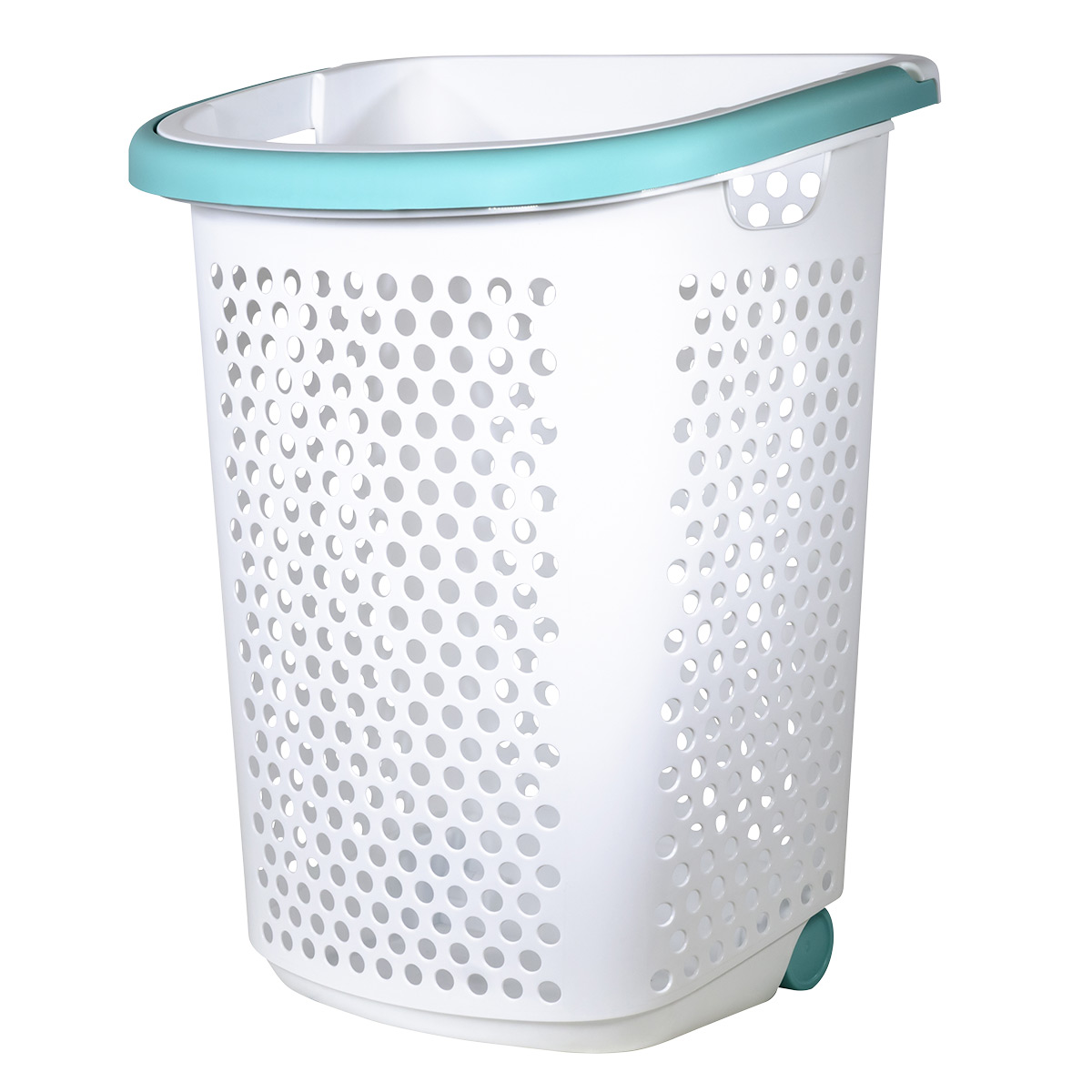 Easy Rolling Laundry Hamper