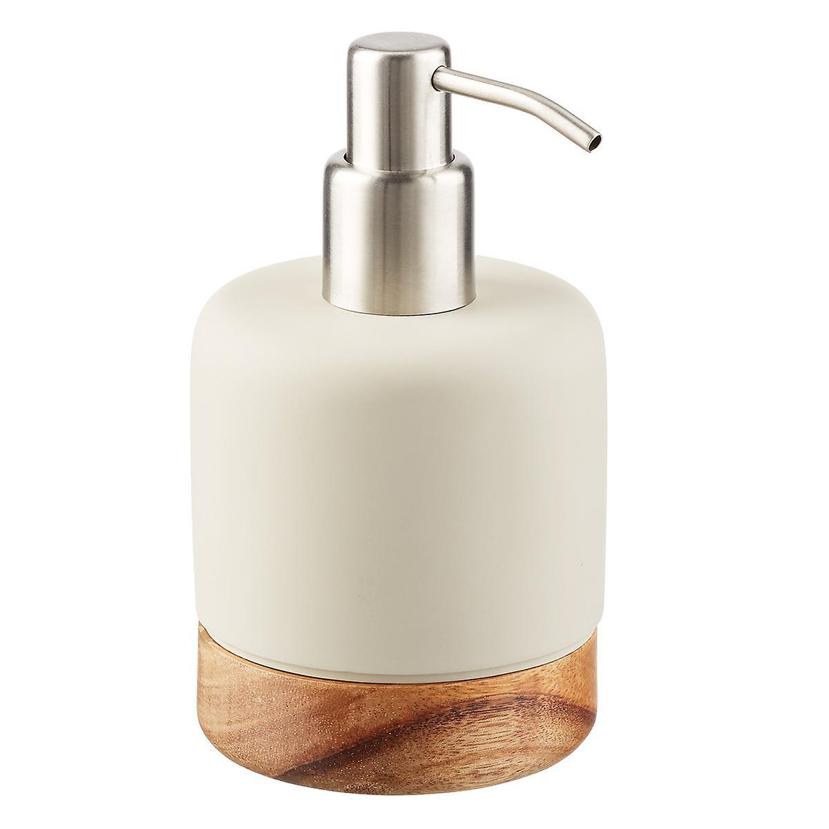5 oz. Cement & Acacia Soap Dispenser