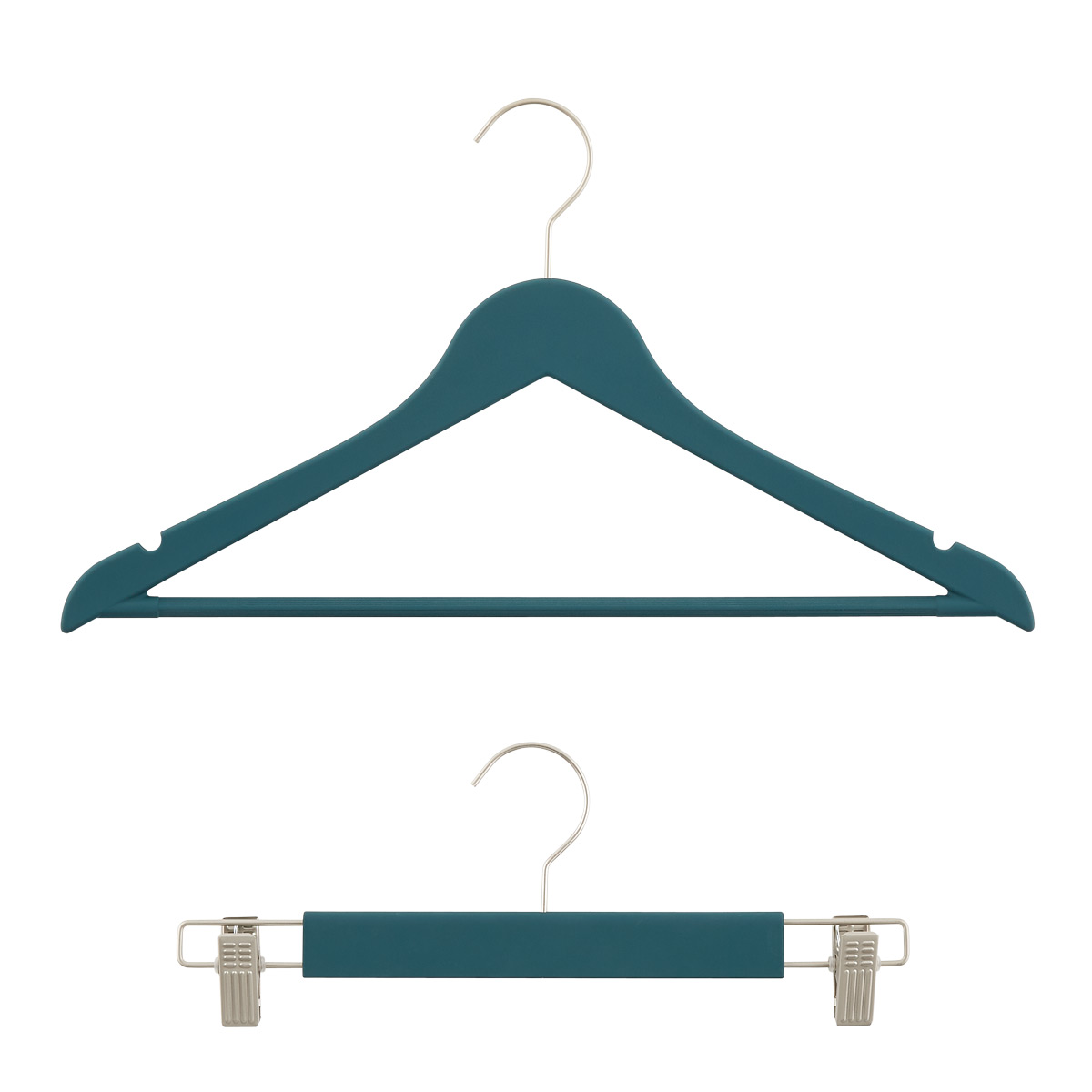 Evergreen Premium Rubberized Hangers