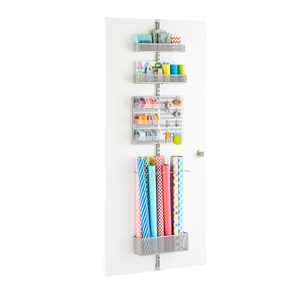Platinum Gift Packaging Door & Wall Rack Solution