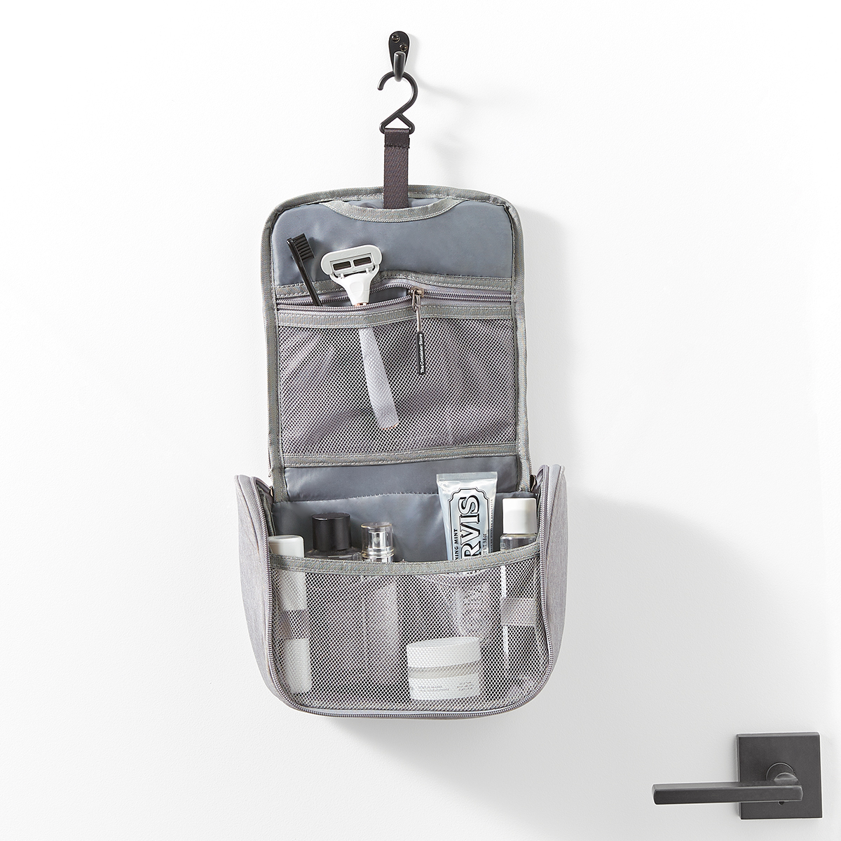 Hanging Toiletry Organizer Bag