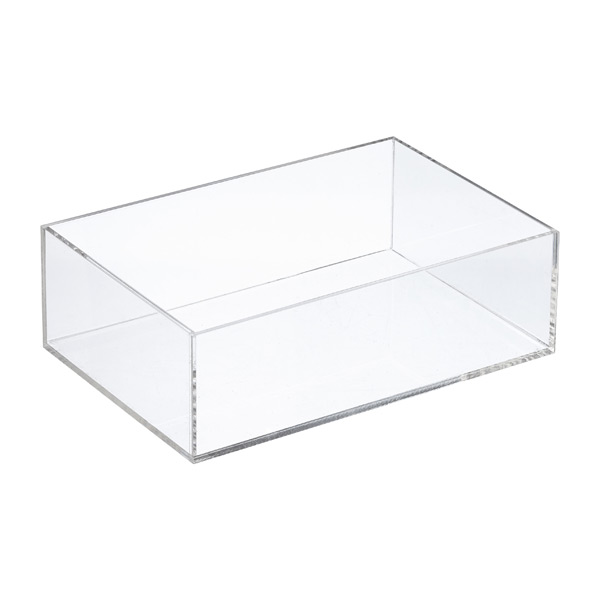 Rectangle Acrylic Trays