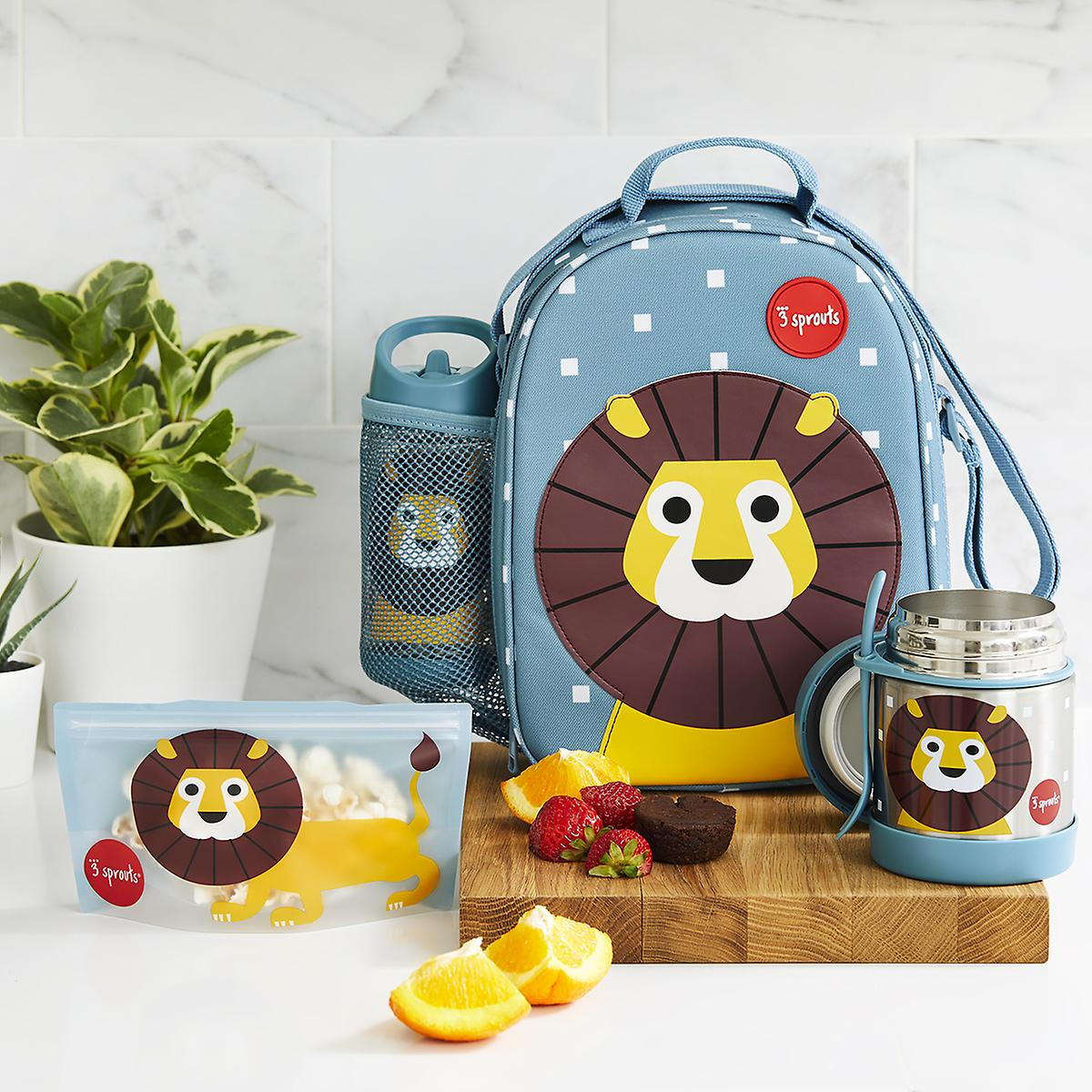 3 Sprouts Lion Lunch Starter Kit