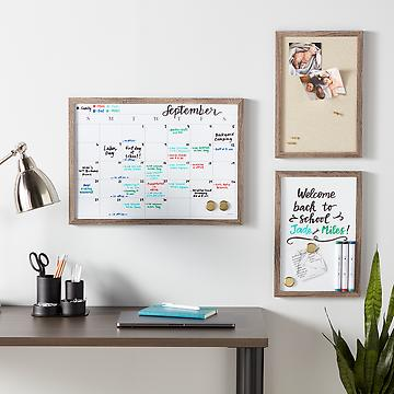 Message & Dry Erase Boards