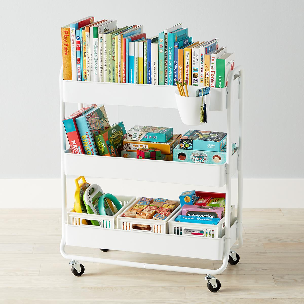 3-Tier Cart Learning Center