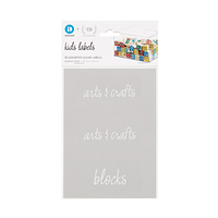 The Home Edit Kids' Labels Pkg/18