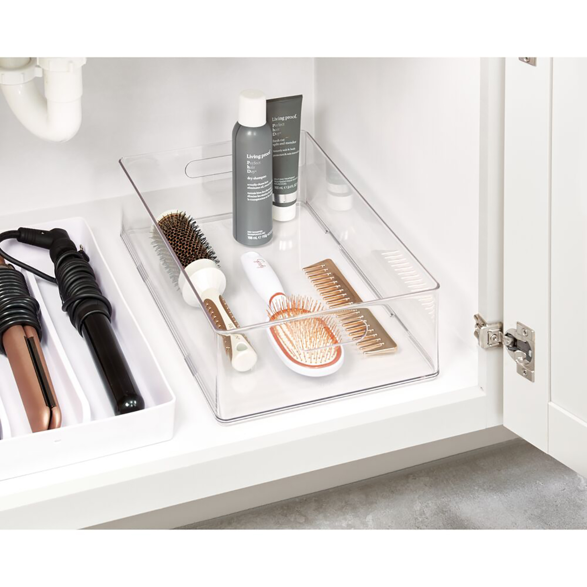 The Home Edit Stackable Hair Tool Bin