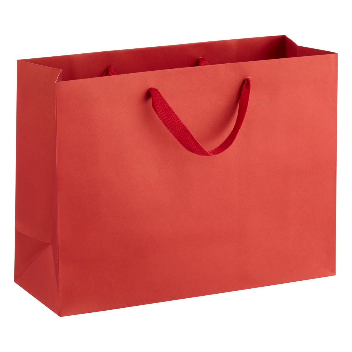 Manhattan Red Large Gift Bag