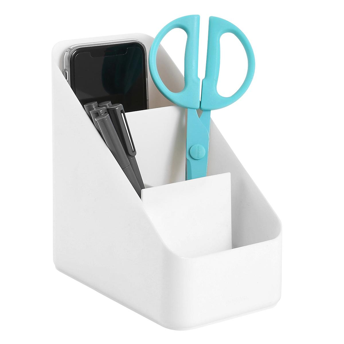 White Poppin Small Desk Accessory