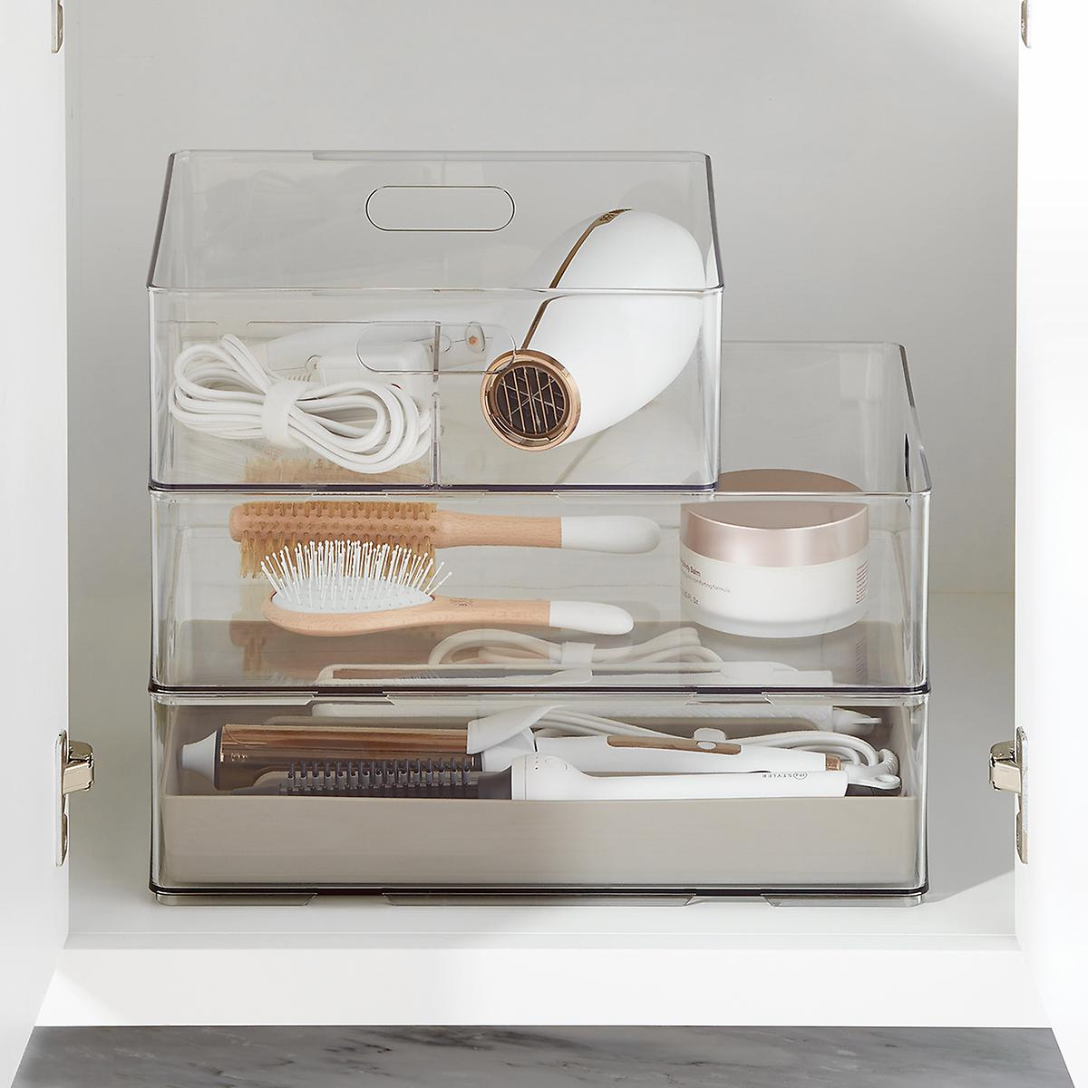 The Home Edit Hair Tool Trio with Heat Resistant Tray Starter Kit