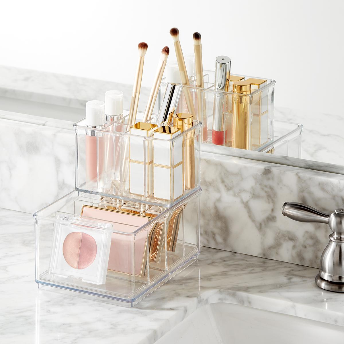 The Home Edit Mini Beauty Bin Tower Starter Kit