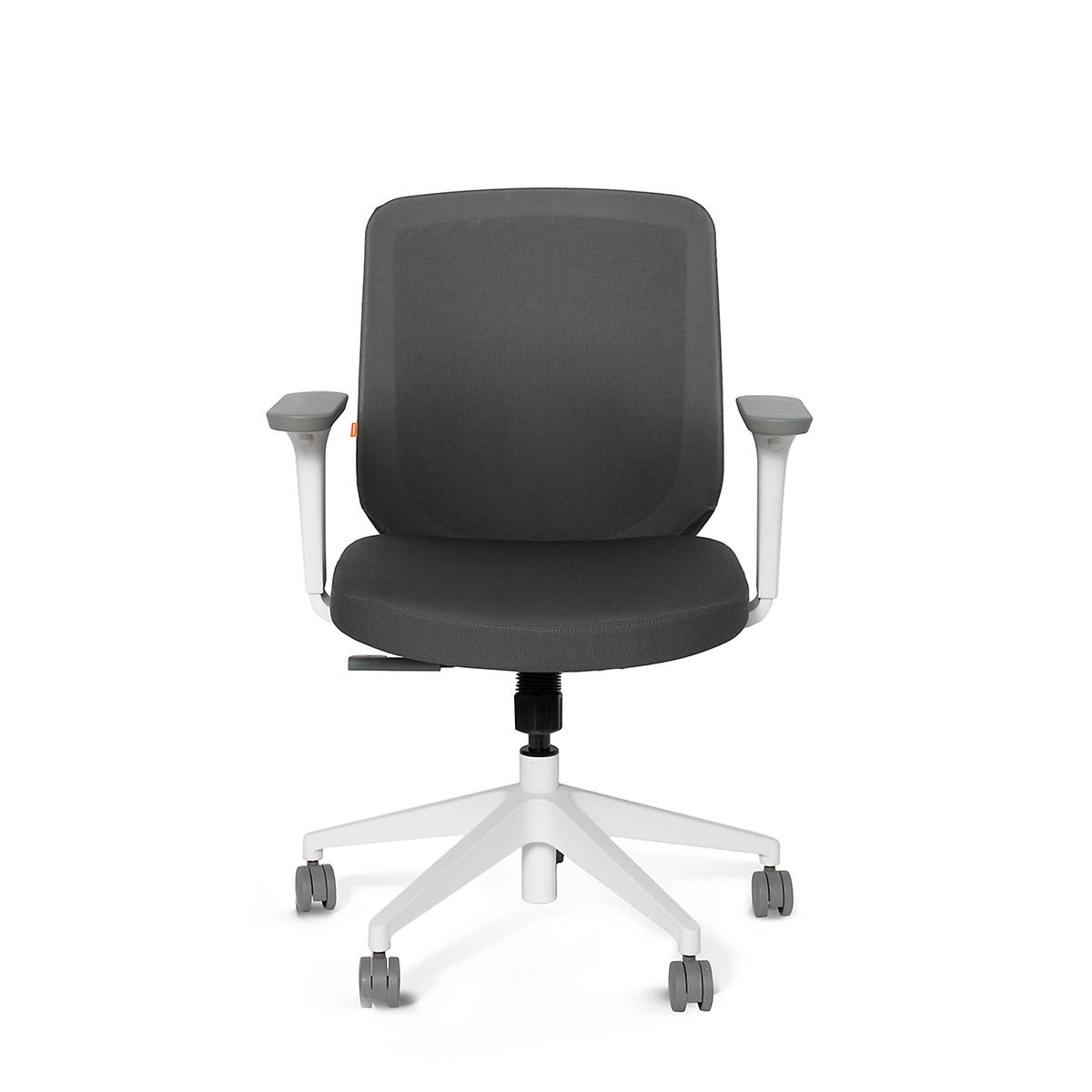Poppin Grey Max Task Chair