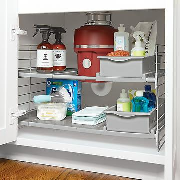 Kitchen Storage Kitchen Organization Ideas Pantry Organizer The Container Store