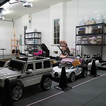Episode 3: Garage & Bedroom