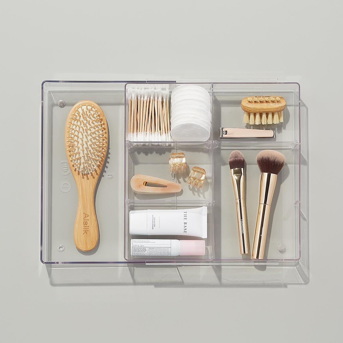 The Home Edit Expandable Drawer Organizer