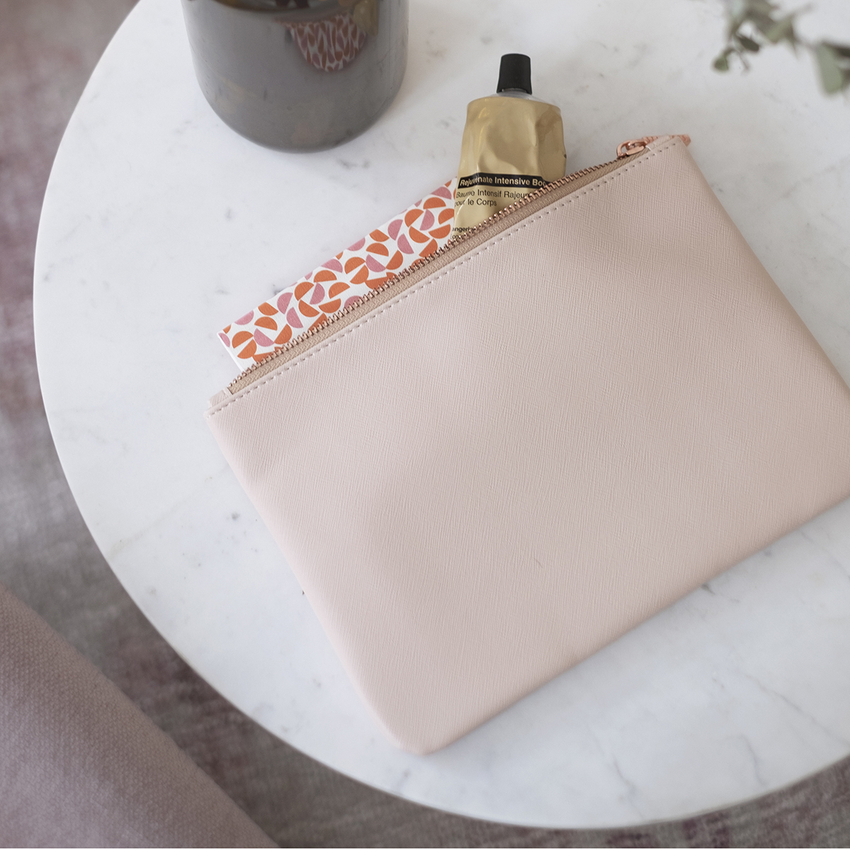 Stackers Blush Pouch