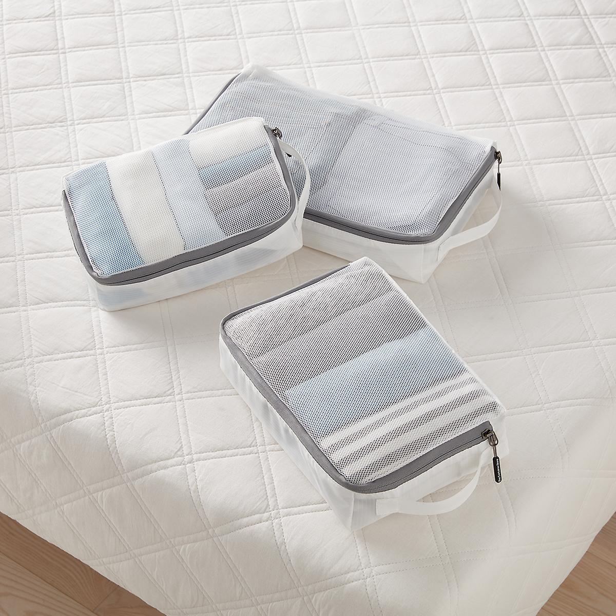 Translucent Packing Cubes Set of 3