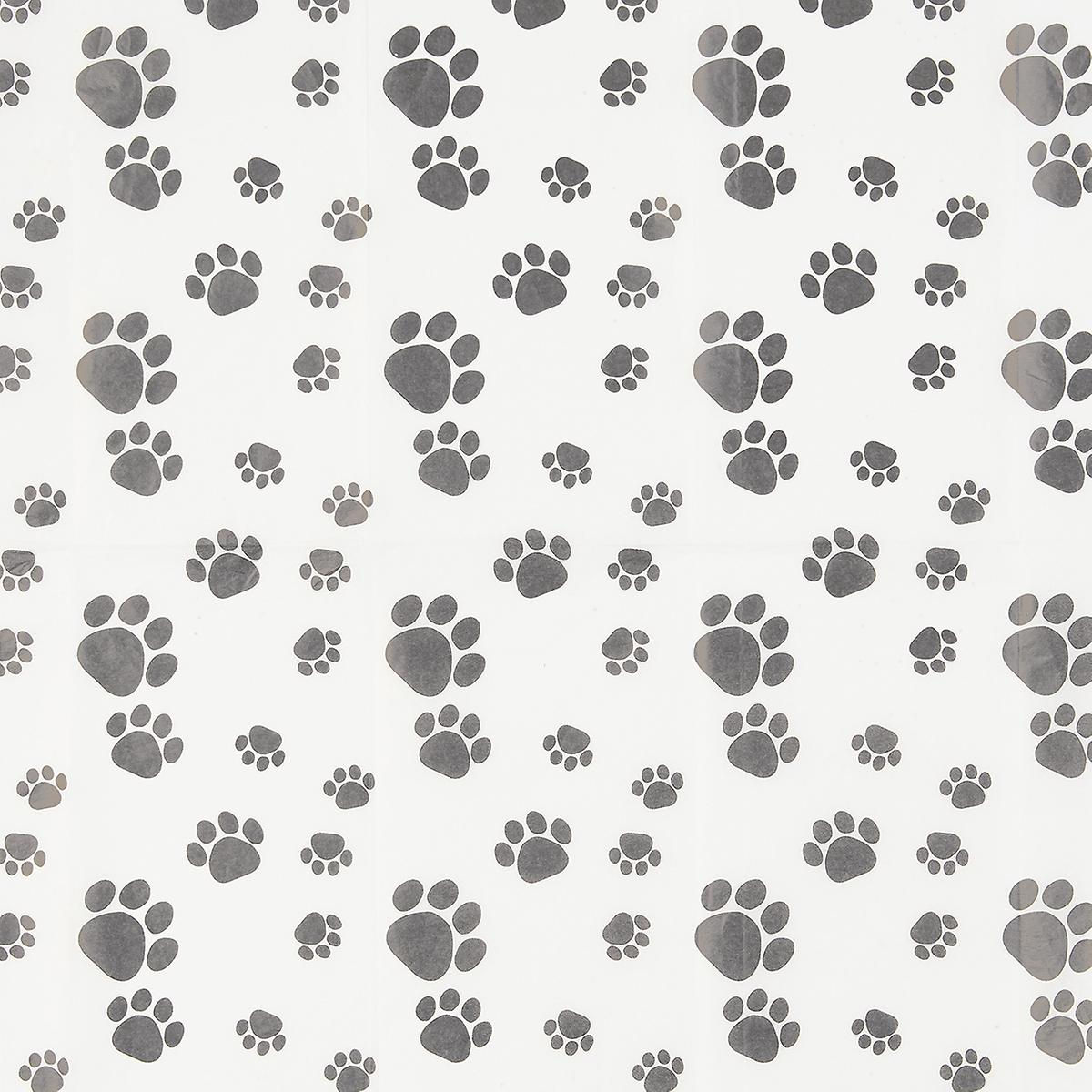 Paw Toss Tissue Paper Sheets