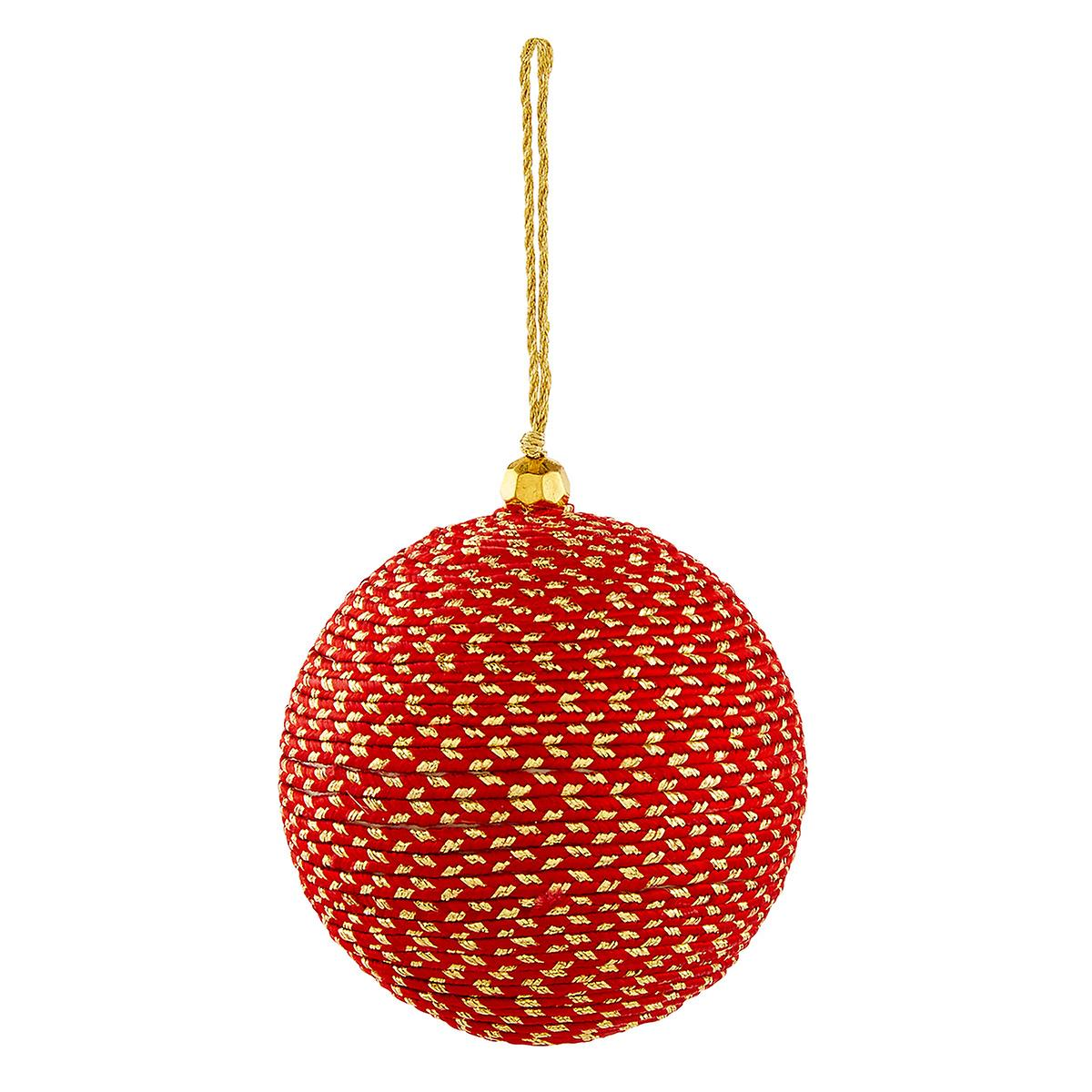 Twine Ball Tie-On Ornament