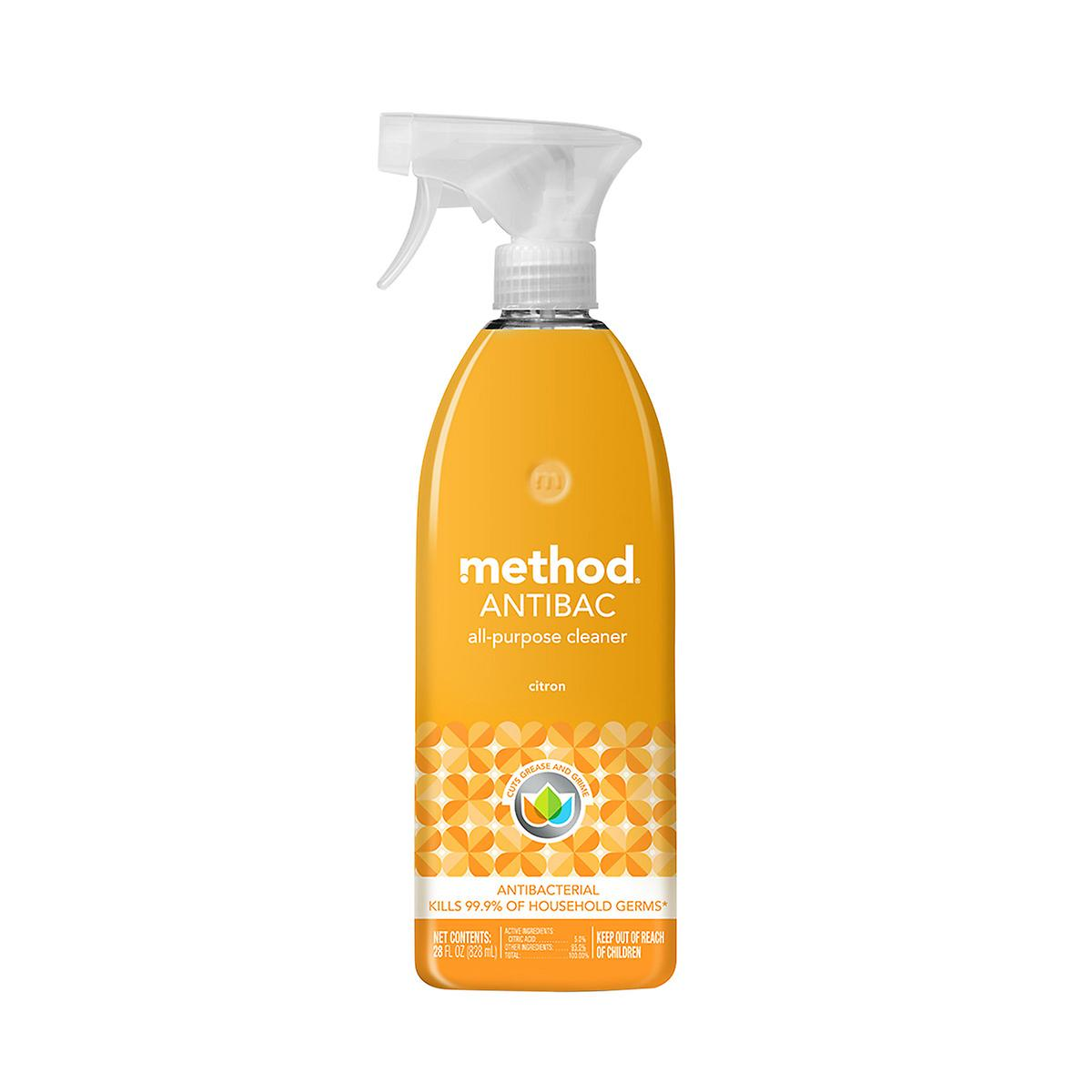 Method 28 oz. Citron Antibacterial All-Purpose Cleaner