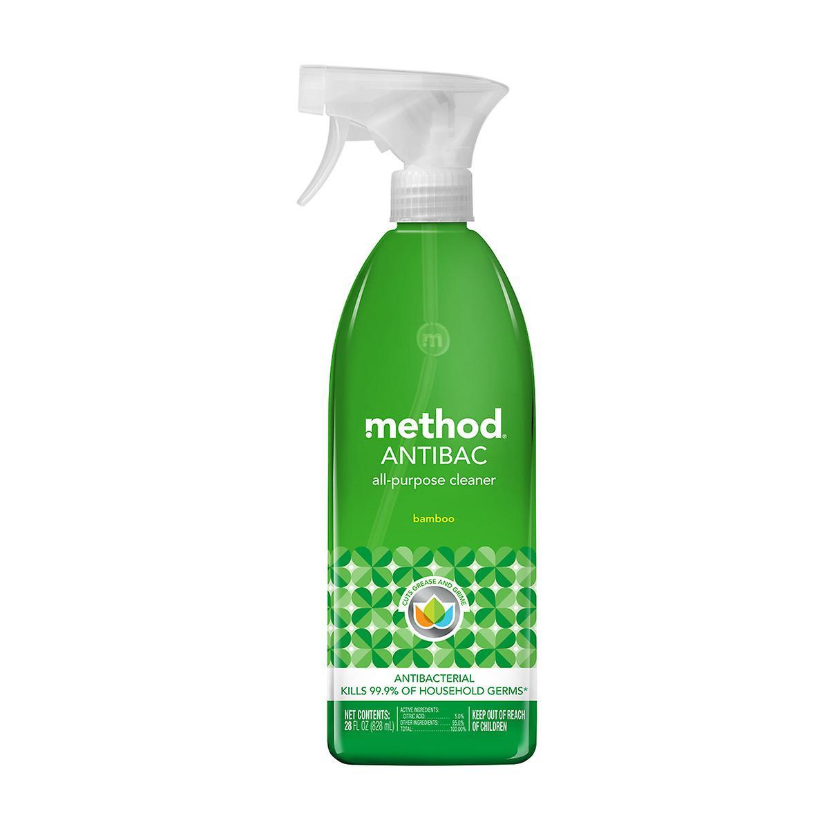 Method 28 oz. Bamboo Antibacterial All-Purpose Cleaner