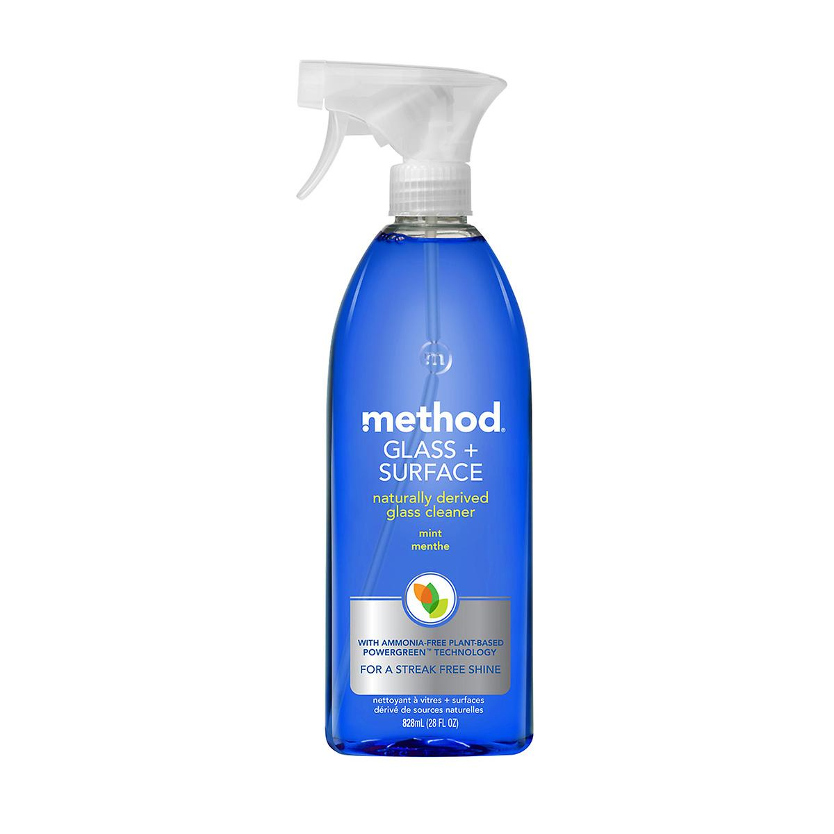 Method 28 oz. Mint Glass & Surface Cleaner