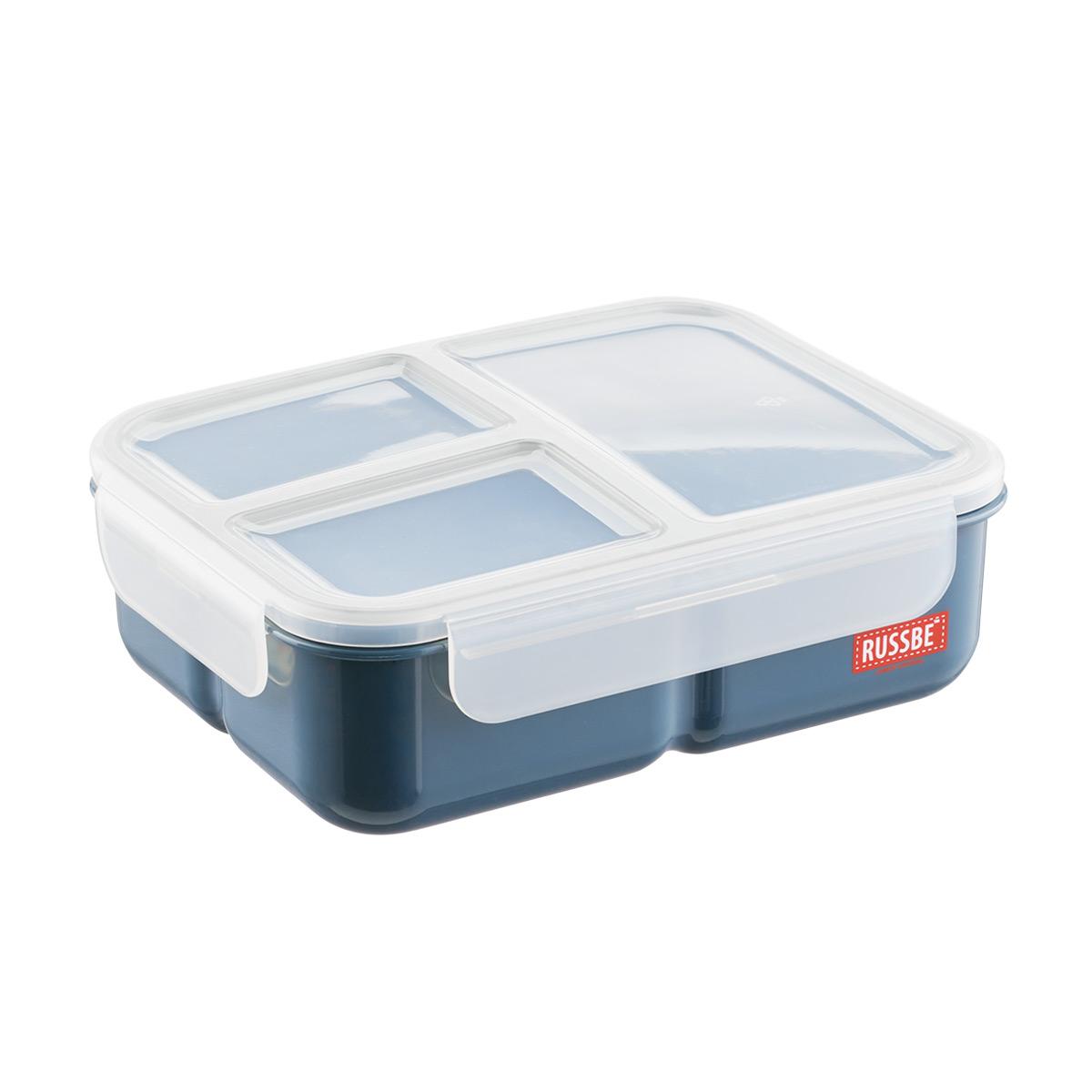 Russbe 53 oz. 3-Compartment Bento Box