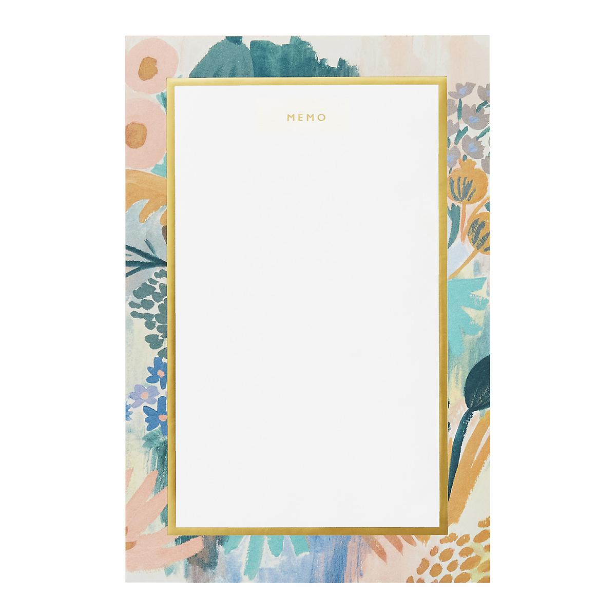 Rifle Paper Co. Luisa Floral Notepad