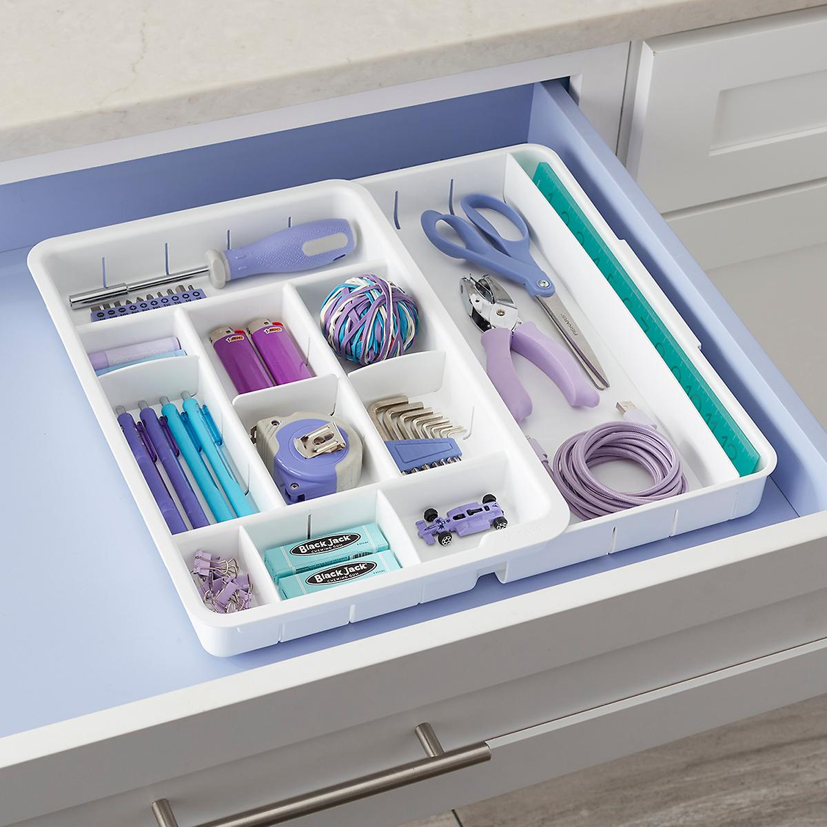 YouCopia Expandable Small Parts Organizer