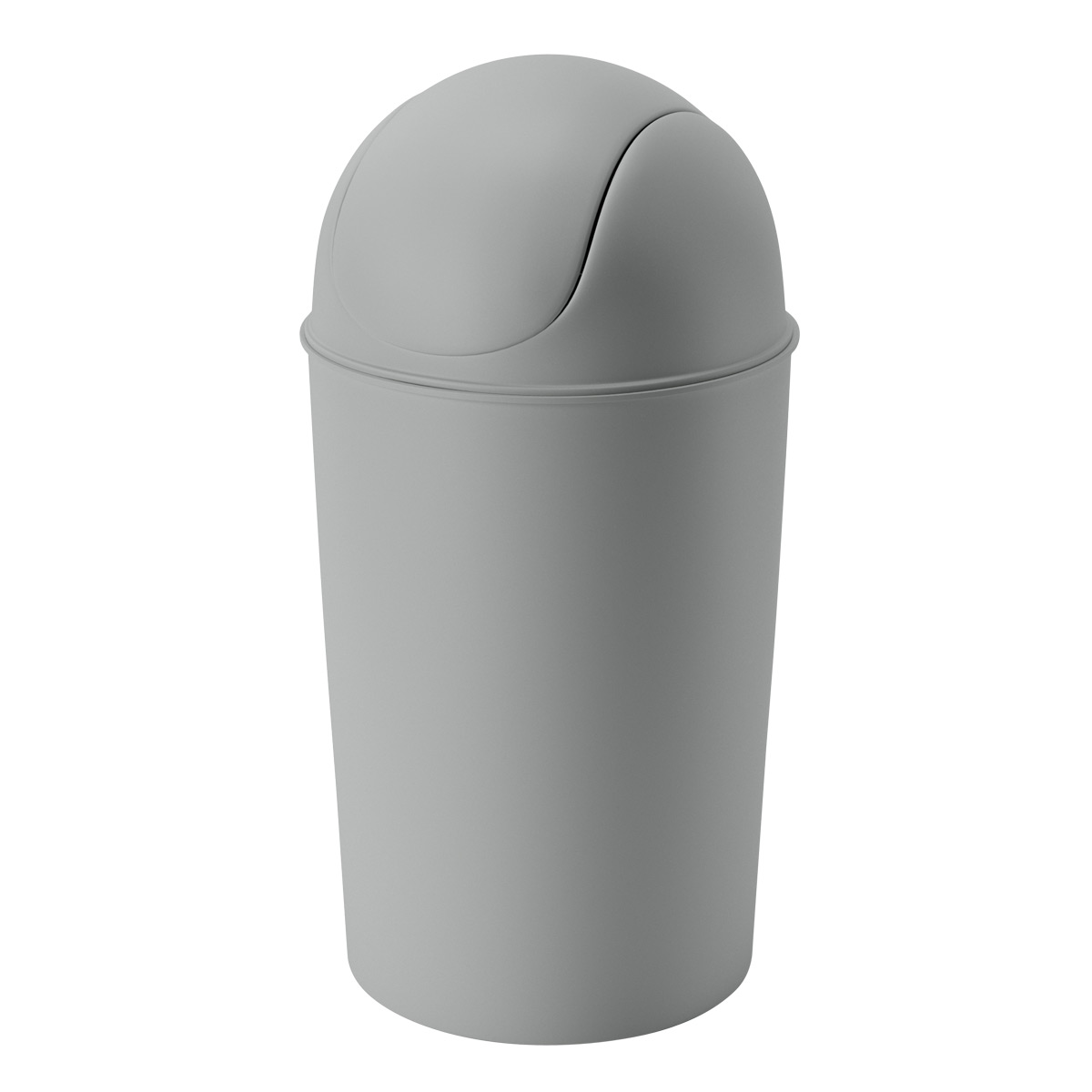Umbra 10.25 gal. Gray Grand Trash Can