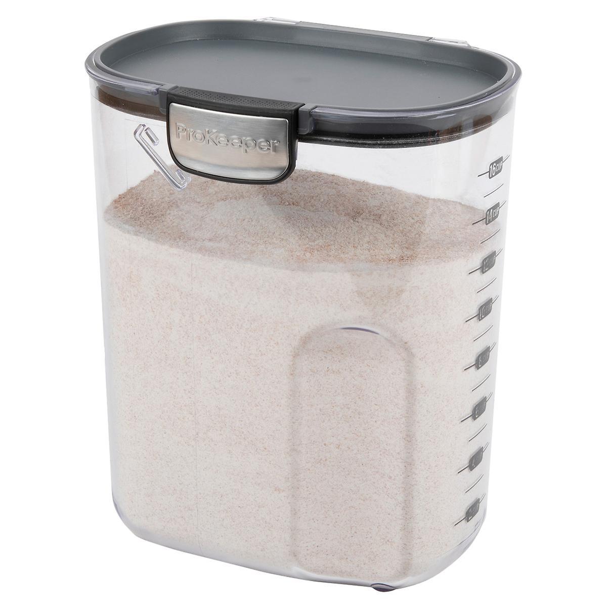 Progressive ProKeeper 4 qt. Flour Container