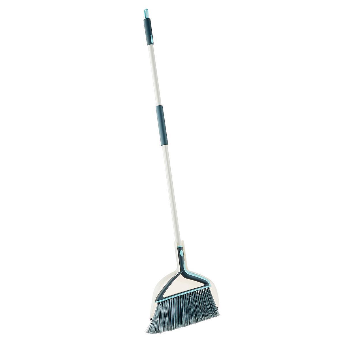 Casabella Premium Angle Broom & Dustpan