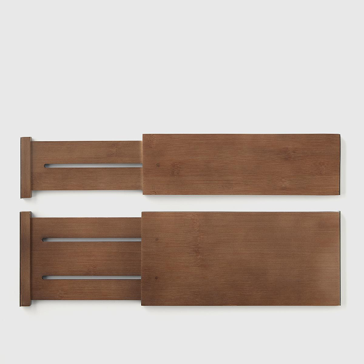 Marie Kondo Bamboo Drawer Dividers