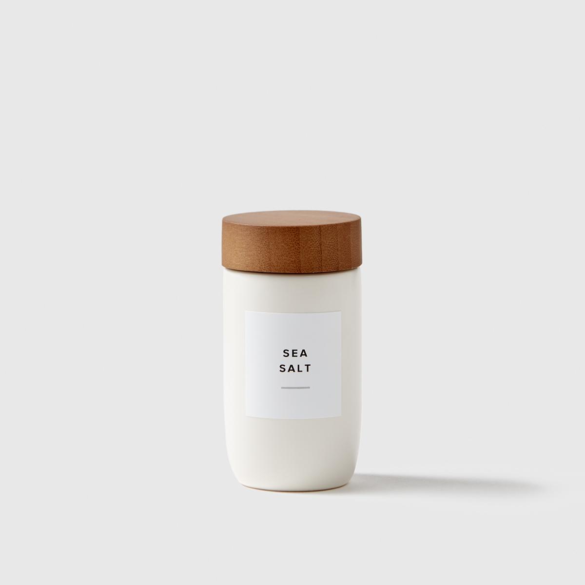 Marie Kondo Spice Bottle Labels