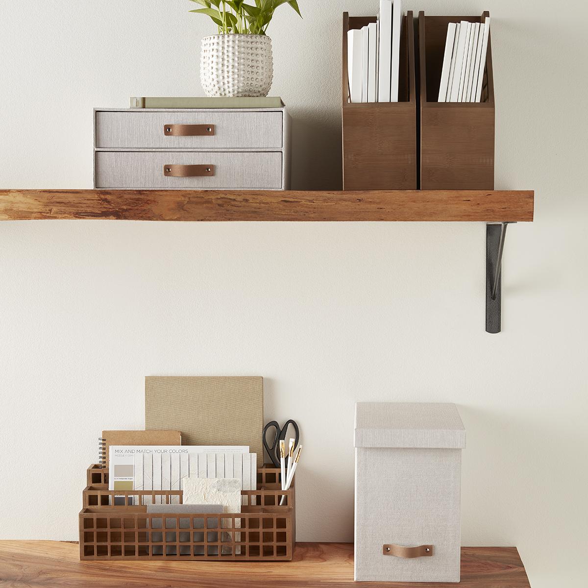 Marie Kondo Calm & Shoji Office Starter Kit