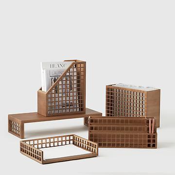 Marie Kondo Shoji Bamboo Collection