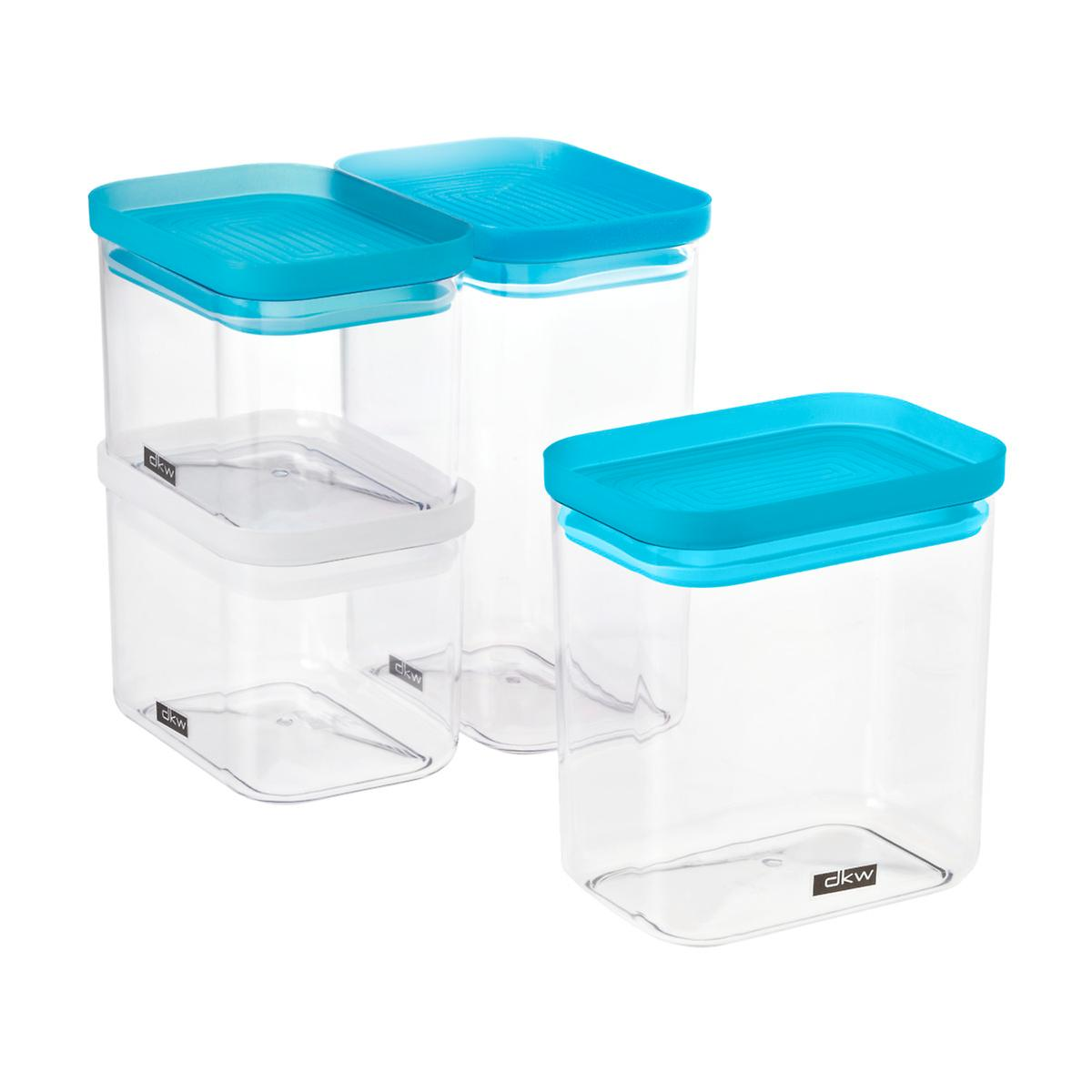 Rectangular Canisters