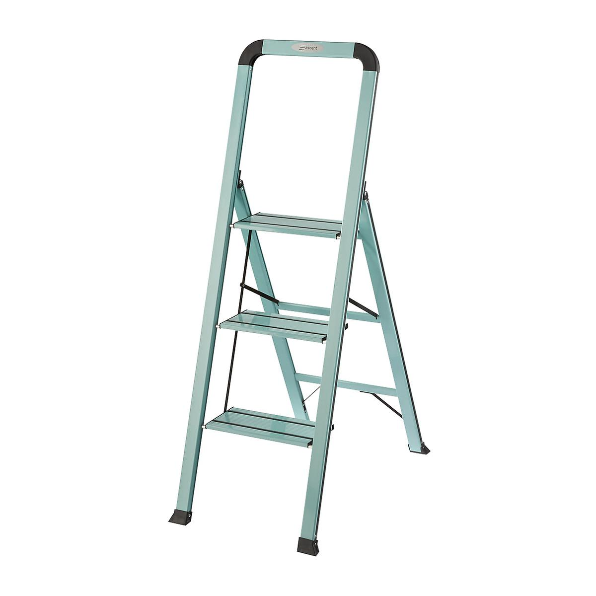 3-Step Muted Mint Ladder
