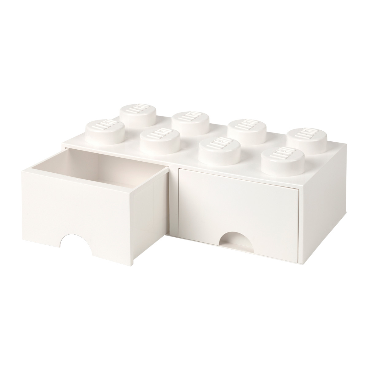 White X-Large Lego Storage Drawer