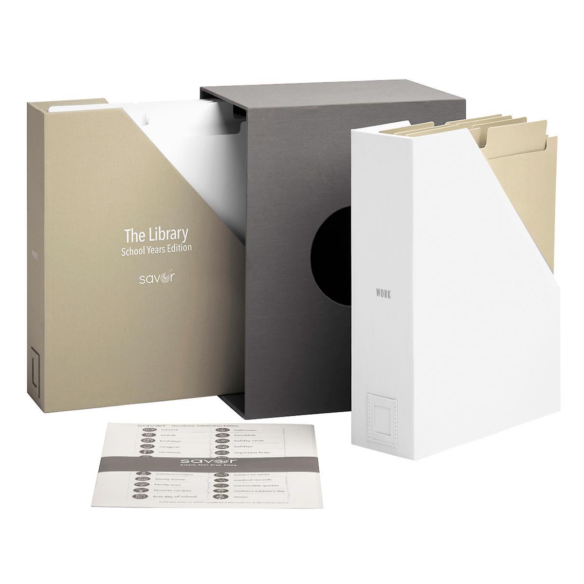 Savor School Years Edition Keepsake Box