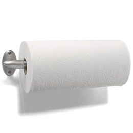 Paper Towel Holder Stream Wall Mount By Umbra The Container
