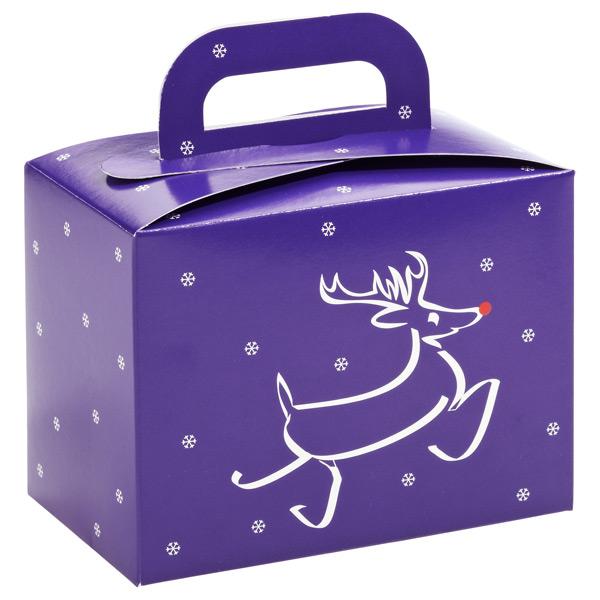 Reindeer Box w/ Handle