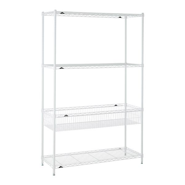 Basket Shelf Solution