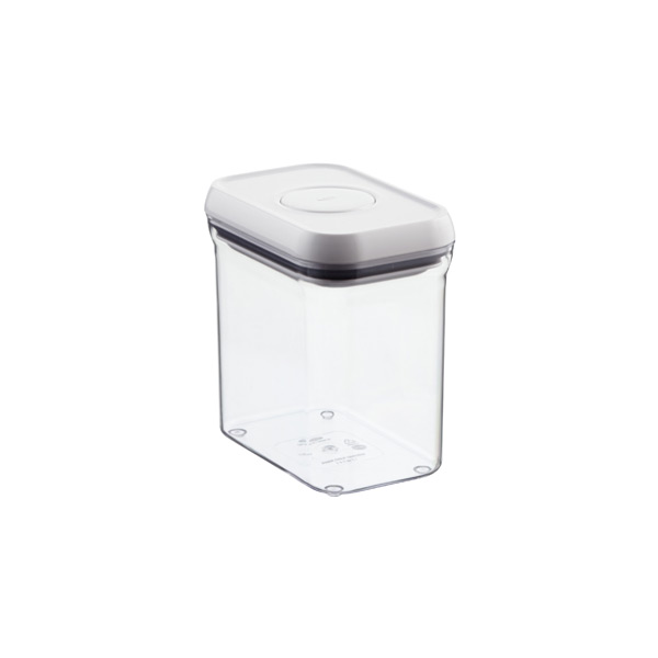 Rectangular POP Canister