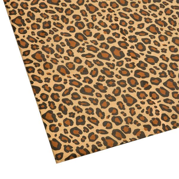 Leopard Print Tissue Sheets