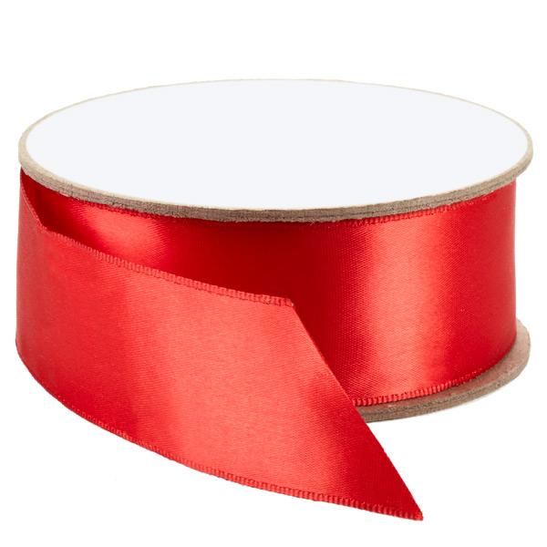 Satin Wired Ribbon